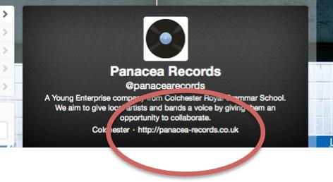 PanaceaTwitterURL