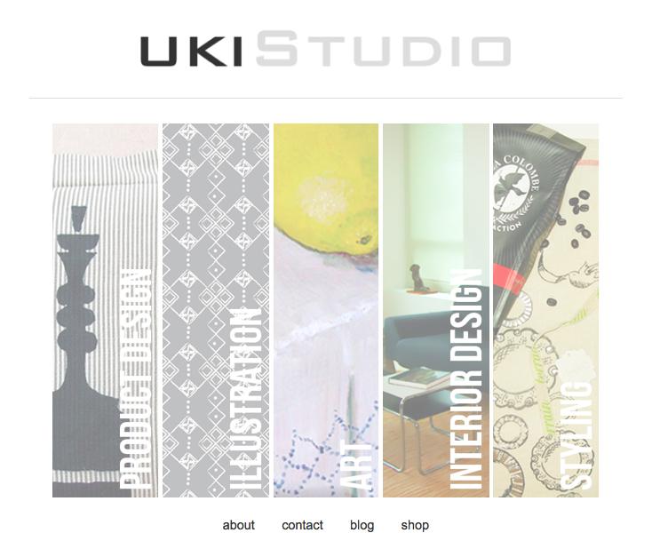 Uki Studio screen shot