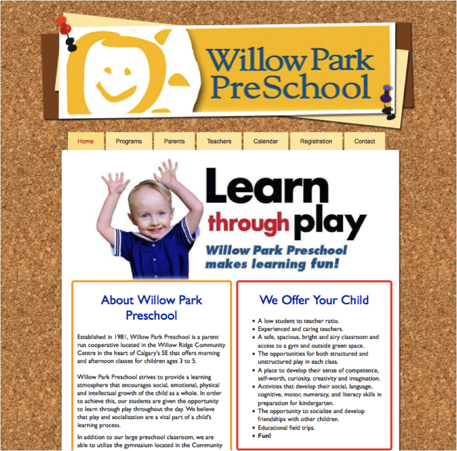 Willow Park PreSchool