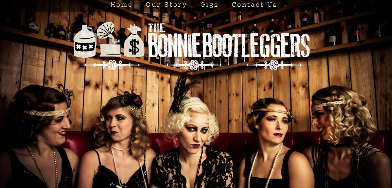 Bonnie Bootleggers
