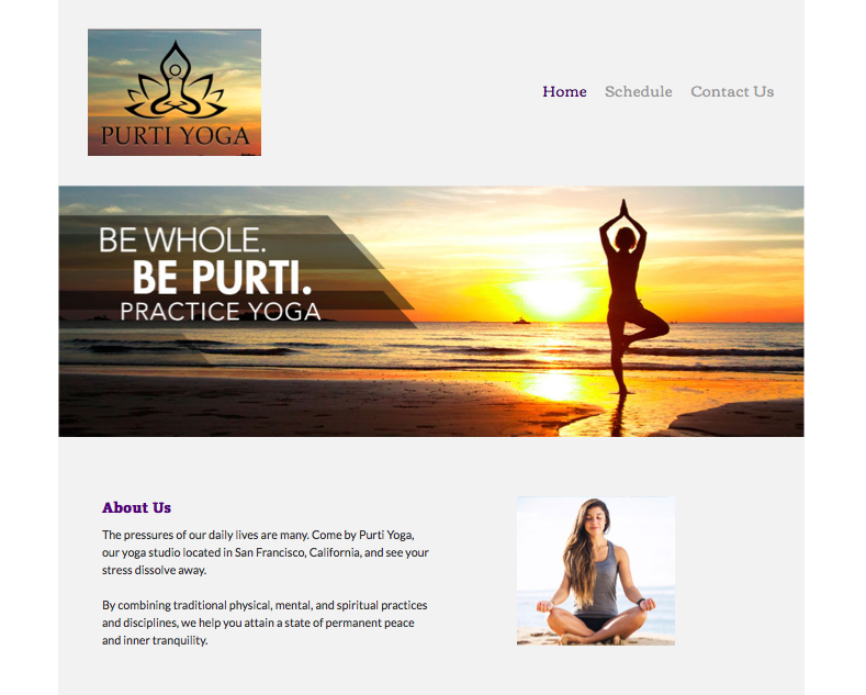 Purti Yoga