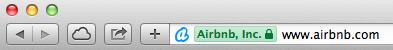 Airbnb favicon