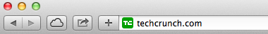 Tech Crunch favicon