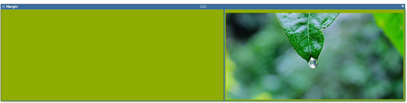 Moving the column in the column divider widget