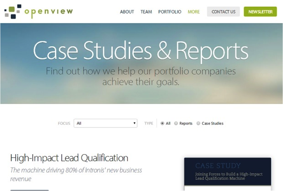 openviews resource center