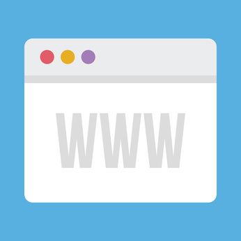 Vector Browser Icon