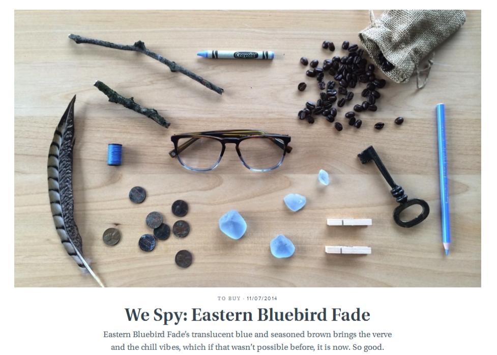 Warby Parker blog